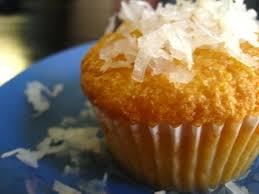 Revani Cupcakes Semolina Sponge With Citrus Syrup And Coconut