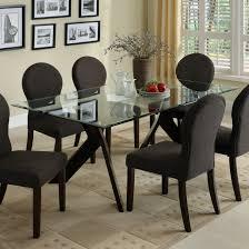 glass kitchen dining tables wayfair grande table loversiq