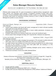 Senior Management Resume Samples Templates Sales Manager Example Project Construction Cv Template