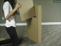 How to make a Cardboard chair