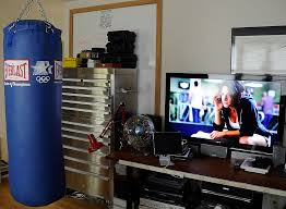 Diy Heavy Bag Ceiling Mount by Heavy Bag In The Office Rainydaymagazine