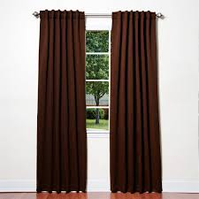 Boscovs Blackout Curtains by Solid Thermal Insulated Blackout Curtain 52 X 84 Inches Aleko