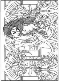 Vitelli Lucas Publications Vampire Coloring Pages