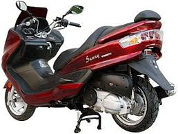 See More Photos Sunny 250cc 4 Stroke Moped Scooter 2015 Global Motorcycle Brand Supply