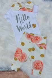 25 newborn girl clothing ideas newborn baby