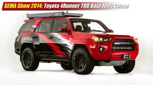 SEMA Show 2014: Toyota 4Runner TRD Baja 1000 Chase - TestDriven.TV Rival Mini Monster Truck Team Associated Exactly How I Picture Mine To Look Like Big Bad Trucks Pinterest 2015 Toyota Tundra Trd Pro Baja 1000 34 Lepin 23013 Technic Trophy Toys Games Bricks High Score Bmw X6 Trend Edge Of Control Hd Review Thexboxhub Losi 16 Super Rey 4wd Desert Brushless Rtr With Avc Red Ford F100 Flareside Abatti Racing Forza Motsport Dodge Ram Best Image Kusaboshicom Technology 24 Hours Of 1275 Miles Made 14 One The Toughest Honda Ridgeline Race Conquers Offroad