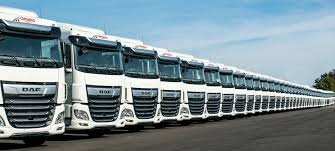 100 20 Trucks Girteka Tests Gaspowered Trucks The Result Fuel Costs Reduced By