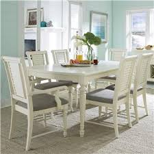 Broyhill Furniture Seabrooke 7 Piece Dining Table And Chair Set