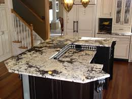 Kitchen Giallo Verona Granite White Princess Quartzite Arizona