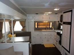 Camping Trailer Remodeling