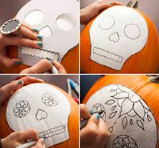 Pac Man Stencil Pumpkin Carving by Pumpkin Carving Tips To Create Your Own Jack O Lantern