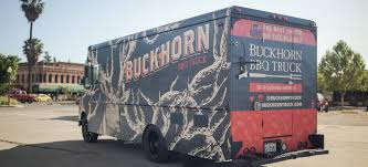 100 Food Trucks In Sacramento Buckhorn BBQ Truck Scribe Creative Agency