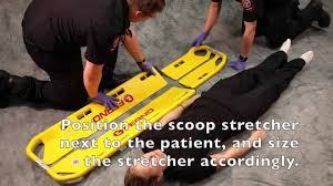 Ferno Stair Chair Model 48 by Emergency Services Academy Ems Scoop Stretcher Youtube