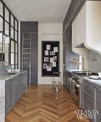 Wood Herringbone Pattern Floor