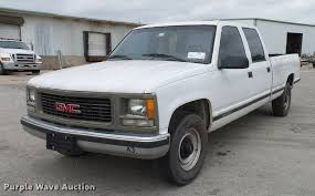 2000 GMC Sierra 3500HD Crew Cab Pickup Truck | Item DB5219 |... 2000 Gmc Sierra K2500 Sle Flatbed Pickup Truck Item F6135 02006 Fenders Aftermarket Sierra 4x4 Like Chevy 1500 Pickup Truck 53l Red Youtube Another Tmoney5489 Regular Cab Post Photo 3500hd Crew Db5219 Used C6500 For Sale 2143 Specs And Prices Mbreener Extended Cabshort Bed Photos 002018 Track Xl 3m Pro Side Door Stripe Decals Vinyl Chevrolet 24 Foot Box Cat Diesel Xd Series Xd809 Riot Wheels Chrome