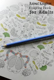 Animal Kingdom Color Me Draw By Millie Marotta Ad Bit
