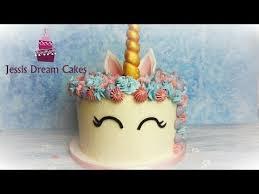einhorntorte einfach selber machen how to make a unicorn cake