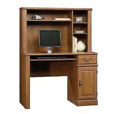 Sauder Parklane Collection Computer Desk Cinnamon Cherry by Sauder Home And Garden Furniture Ebay