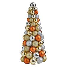 COPPIA Copper LED Tree On Stand Buy Now At Habitat UK
