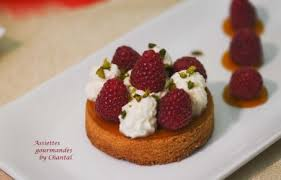 dessert assiette gourmande facile chocolat blanc