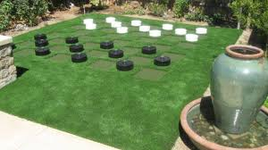 Actor Mark Wahlberg Installs Amazing Backyard Synthetic Turf Golf ... Backyard Putting Green Diy Cost Best Kits Artificial Turf Synthetic Grass Greens Lawn Playgrounds Landscaping Ideas Golf Course The Garden Ipirations How To Build A Homesfeed Grass Liquidators Turf Lowest 8003935869 25 Putting Green Ideas On Pinterest Outdoor Planner Design App Trends Youtube Diy And Chipping