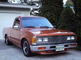 100 1985 Nissan Truck NISSAN PICKUP 124px Image 11