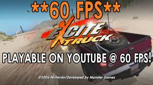 100 Excite Truck Wii Dolphin Emulator 405441 1080p60fps HD Nintendo