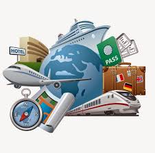 Free Travel Agency Clipart