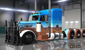 Peterbilt 379 Caveira De Boi Mod For ATS - ATS Mod / American Truck ... 379 Long Nose Peterbilt Show Truck From Miami Youtube 2001 Big Rig Complete Rebuild And Restoration Get The Ldown On Ashley Transports 2007 Called Which Is Better Or Kenworth Raneys Blog Ab Weekend 2006 Protrucker Magazine Canadas Trucking The American Way 104 Where Rigs Rule Shell Rotella Superrigs 8lug Diesel Introduces Special Edition Model 389 News Used Peterbilt Exhd Tandem Axle Daycab For Sale In Ms 6898 These Stunning Took Cake At Latest Pride Polish 2004 For Sale Mcer Transportation Co Join Cars In Michigan