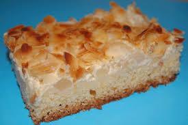 birnenkuchen mit selbstgekochtem birnenkompott kuchen