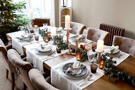 weihnachtliche tischdeko 19 ideen für die festtafel