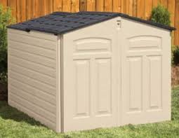 horizontal storage sheds outdoor slide lid roof garden shed