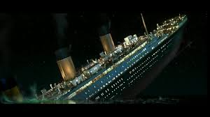 Uss America Sinking Photos by The Sinking Of The Rms Titanic Youtube