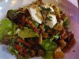 recette cuisine lyonnaise salade lyonnaise wikipédia