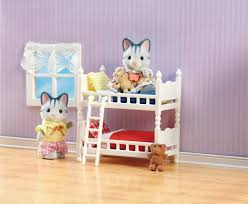 Calico Critters Master Bathroom Set by Amazon Com Calico Critters Children U0027s Bedroom Set Toys U0026 Games