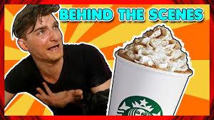 Tim Hortons Pumpkin Spice Latte Calories by Starbucks Pumpkin Spice Latte Behind The Scenes Youtube