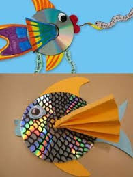 Art And Craft Ideas For Kids Using Recycled Materials Wealth From Waste
