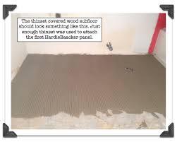 Versabond Thinset For Porcelain Tile by My Super Secret Way To Install Bathroom Floor Tile Part 4
