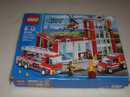 LEGO City Fire Station 60004 | EBay Lego City 7239 Fire Truck Decotoys Toys Games Others On Carousell Lego Cartoon Games My 2 Police Car Ideas Product Ucs Station Amazoncom City 60110 Sam Gifts In The Forest By Samantha Brooke Scholastic Charactertheme Toyworld Toysworld Ladder 60107 Juniors Emergency Walmartcom Undcover Wii U Nintendo Tiny Wonders No Starch Press