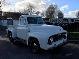 100 55 Ford Truck For Sale 19 F100 Pick Up Show Hot Rod V8 S And Wagons