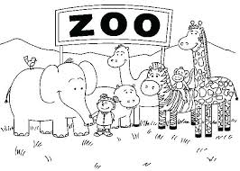 Coloring Pages Animal For Printable Animals Free