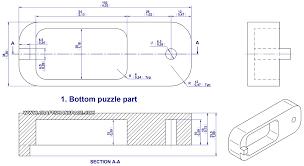 ball puzzle box plan