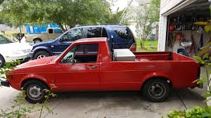 100 Truck For Sale In Texas Volkswagen VW Rabbit Pickup 19801983 In