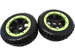 100 Rims Truck 15 Scale Baja Mud Terrain Tire Rim Package Rovan RC