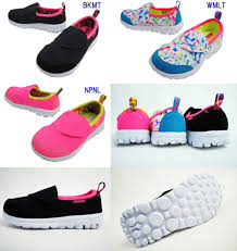 Skechers Shape Ups SKECHERS Girl Kid Shoes Kids Supervised Sneakers 81020N Go Walk GO WALK