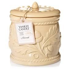 Yankee Candle Pumpkin Apple by Harvest Ceramic Crock Candle By Yankee Candle Candles Hallmark