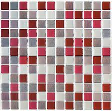 yoillione fliesenaufkleber badezimmer fliesenfolie mosaik fliesensticker bad fliesen selbstklebend fliesendekor rot 3d fliesenaufkleber kküche