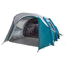 tente 4 places 2 chambres seconds family 4 2 xl quechua tentes decathlon