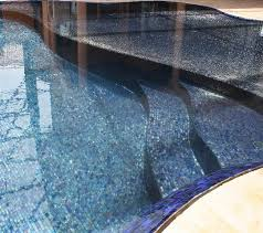 Glass Pool Tile