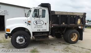 1990 International 4700 Dump Truck   Item DA2738   SOLD! Sep... 1990 Ford L8000 Stk9661002 Tonka Intertional Tki Dump Trucks In Tennessee For Sale Used Ihc Hoods Preowned Intertional 40s For Sale At Used Intertional Dt 466 For Sale 1477 2574 Truck Auction Or Lease 40 4900 Dump Truck Beverage Purple Wave Pierre Sd Aerial Lift Hartford Ct 06114 Property Grain Silage 11816 1990intertionalflatbedcranetruck4600 Flatbeddropside 4700 Wrecker Tow In Ny 1023